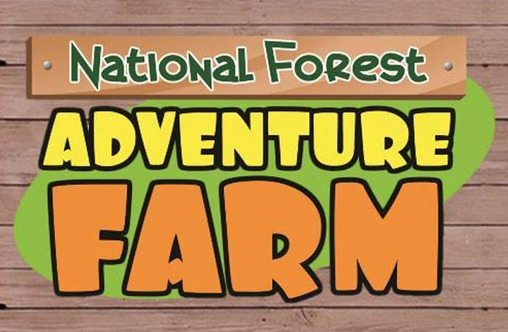 National Forest Adventure Farm logo