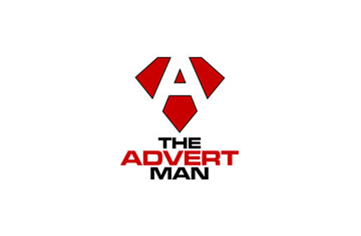 The Advert Man logo