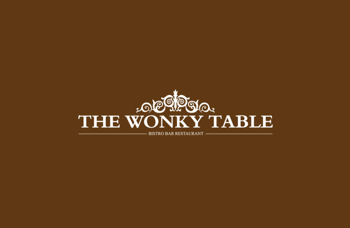 The Wonky Table logo